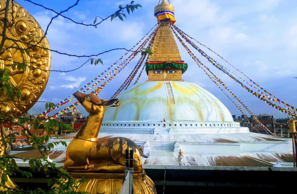Nepal Bouddha