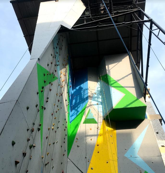 wall climbing nepal